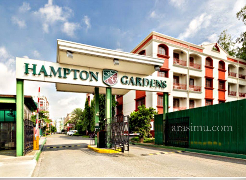 HamptonGardensGate